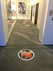 Retail, Floor Graphics