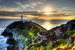 South Stack (Mortarman101) Tags: sea lighthouse wales rocks cliffs maritime hdr anglesey