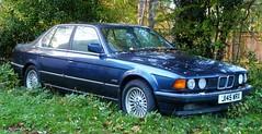 J145 WRX (Nivek.Old.Gold) Tags: 1989 bmw 735i se auto