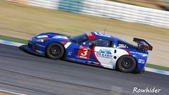 Corvette C6R (Rowhider) Tags: canon 450d 70300is grand prix albi course race ffsa gt racing compétition sport chevrolet corvette c6r gt3 olivier panis gp