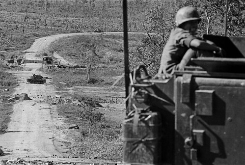 Vietnam War 1972 - Photo by A. Abbas - Near Kontum - a photo on Flickriver