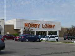 Hobby Lobby in Mansfield, Ohio (Fan of Retail) Tags: ohio retail hobby lobby stores mansfield reuse 2013