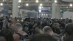 "Line for Surface purchases at TechEd 2013 • <a style=""font-size:0.8em;"" href=""https://www.flickr.com/photos/96477962@N05/8962054357/"" target=""_blank"">View on Flickr</a>"