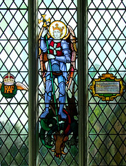 St Michael and the dragon (Simon_K) Tags: nethergate saxlingham
