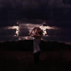 fear is the mind killer (Bethany LeAnne) Tags: storm dark fear surreal 365 stress darkart 365photoproject bethanyleanne