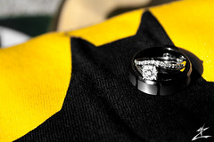 Guardian of the Ring (michaeljzealot) Tags: wedding dc engagement flash superman ring rings superhero batman dccomics tshirts weddingring greenlantern weddingday today weddingrings justiceleague weddingband hawkman myweddingday themewedding todayisourweddingday