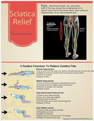Stretches for #Sciat (SandyChiropracticUtah) Tags: health chiropractor wellness
