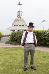 DA12371 (Destinys Agent) Tags: beach up festival costume seaside dress victorian charles dickens broadstairs dickensian