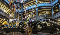 Inside Liberty department store. (-[Eric]-) Tags: uk greatbritain england london liberty europa europe unitedkingdom departmentstore londres angleterre londen