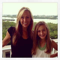 Me and my shadow!! #minime #motherdaughterlove #vacation #1000gifts @kennedyvbgirl