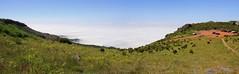 achada do teixeira ( Helder) Tags: above sky panorama mountains portugal clouds high blanket santana madeira achadadoteixeira