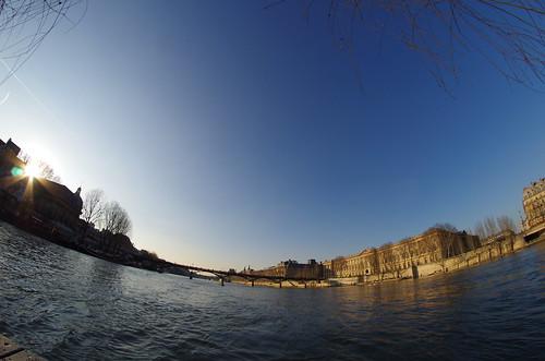 Paris - fisheye