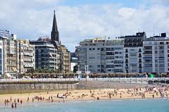 DSC_0409 (dani_li) Tags: city beach puerto ciudad donosti euskadi norte laconcha portua sansebastin