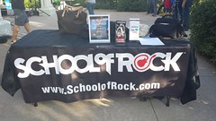 School of Rock Performs (Unionville BIA) Tags: street school music ontario canada rock kids community live main performance millennium bandstand unionville