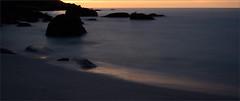 priv strand (Bram Meijer) Tags: sunset zonsondergang lofoten luchten nordland fylkesveg