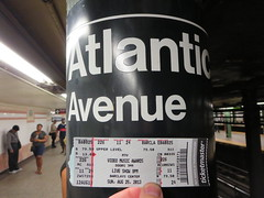 Atlantic Avenue NYC subway station to the MTV VMA Video Music Awards at the Barclays Center in Brooklyn, New York City (RYANISLAND) Tags: show nyc newyorkcity music usa ny newyork celebrity art fashion brooklyn america video artist famous fame creative culture award style pop event american artists mtv celebrities awards popculture videos musicvideo vma mtvvma videomusicawards vmas musicindustry mtvvmas musicvideoawards awardsshow videomusicaward muscivideos