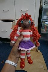 Sassa5 (Marachtig) Tags: dolls crochet pop haken poppetje etui glassesholder haakwerk briletui crochetdolls