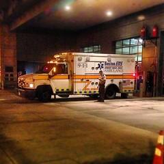 Just chillin' on the #nightshift #bems #bemsa1 #bemsra #bostonems #bostonemsincidents #911 #ems #emt #emspics #minorillness #booboobus #myemsday #myemsnight #instamedics (Boston EMS Relief Association) Tags: boston ambulance medical emergency medic paramedic ems emt services bostonems instagram ifttt