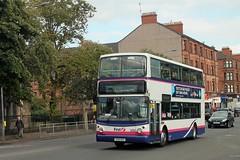 First Glasgow - X136 NSS (31562) (MSE062) Tags: bus scotland volvo glasgow first double aberdeen alexander decker nss alx400 31562 b7tl x136 x136nss