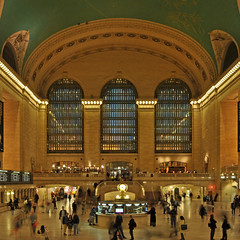 USA - New York - Grand Central Terminal