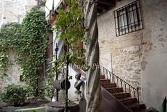 SEGOVIA (SPAIN) (ABUELA PINOCHO ) Tags: espaa casa spain ciudad segovia pintor escaleras castillayleon eugeniodelatorre torreagero