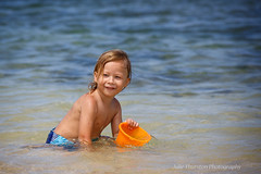 Child Boy Playing at the Beach 1 (Julie Thurston) Tags: boy vacation beach water happy hawaii sand toddler child smiles kaneohe hawaiian tropical activity windward kualoa funinthesun chinamanshat kaneohebay childplaying ilovethebeach kualoabeach kualoabeachpark ilovehawaii hawaiiisland