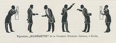 Specimen_Gronau_Vignettes-silhouettes (Ampersanden) Tags: typography letterpress publicité specimen typographie printingmachine