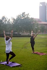 6I6B0063 (alexdotbarber) Tags: yoga riceuniversity 85mmf12lii tedx canon5dmkiii theotherthings tedxhouston tedxhouston2013