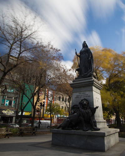 Gore Park - Queen Victoria