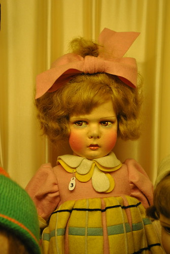 Doll Museum. Paris