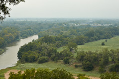 Misty River (R Childress) Tags: texas coloradoriver lagrange fayettecounty