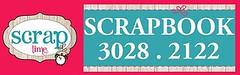 Logo_01-reduzida (ScrapTime Floripa) Tags: floripa scrapbook scrapbooking florianópolis scrap produto furadores scraptime papél scraptimefloripa