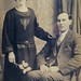 My maternal grandparents - Mary STEWART and Robert NICHOL