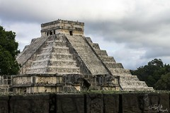 Chichn Itz (Schmidt Photography) Tags: architecture mexico ruins pyramid maya itz el yucatn tropical hyatt cancun caribbean mythology castillo chichn kukulcn