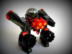 booster mecha (13) (peter-ray) Tags: robot war lego fi gundam shi mecha drone