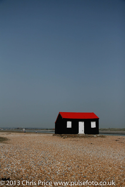 The Red Hut Rye Harbour