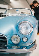Maserati headlights, (Jip van Kuijk) Tags: leica utrecht rangefinder a2 expositie m240 leicam jimmynelson fotoexpositie louwmans leicamtype240 leicam240 leicamtyp240 typ240