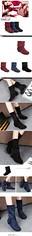 SB-0002 รองเท้าบูทหนังกำมะหยี่เนียนนุ่มใส่สบายใส่เป็นบูทยาวหรือพับลงมาเป็นบูทสั้นก็เก๋ไก๋ไม่แพ้กัน