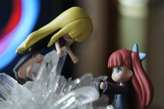 Crystal Magic!! (Marco Hazard) Tags: girl crystal witch quartz mage pvc the sorcerer negima grimoire seath figumate scaleless