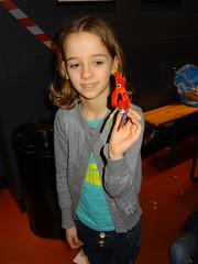 Workshop Bristlebots (Waag | technology & society) Tags: robots workshop waag melkweg knutselen maken waagsociety bristlebots helemaalmelkweg