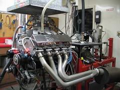 Brodix Heads (davismachine) Tags: car shop jasper head engine machine indy automotive engines heads cylinder gasket brodix