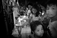 REST IN PEACE - Documenting 2 funerals of my close friends (Mio Cade) Tags: funeral wake cemetery death friend family grief sad poverty manila philippines tondo children