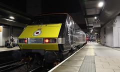 91110 - Leeds - (28-02-14) (Fred Ellis -) Tags: coast britain leeds battle class east 91 ecml of 91110