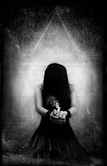 Burning Desire (Lizzette Glez Photography) Tags: life light fire death energy infinity elements dharma alchemy kundalini violetflame satanama rebirthlight