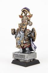 Belegar Ironhammer (revolution8) Tags: dwarf fantasy warhammer ironhammer whfb belegar