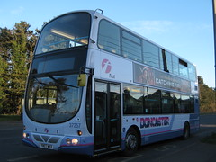 First South Yorkshire 37257, YN07 MKX (4) (DoncasterDarts) Tags: eclipse volvo wright gemini firstsouthyorkshire b9tl yn07mkx