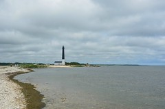 Srve tuletorn (anuwintschalek) Tags: sea summer lighthouse island see meer estonia sommer august baltic insel cap peninsula ostsee meri leuchtturm itmeri saar eesti kste suvi estland saaremaa landzunge landspitze rannik 2013 18200vr tuletorn majakas srve lnemeri d7k nikond7000 srvesnr