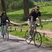 Cycling Through Ashton Court Park 03