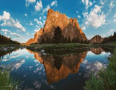 Smith Rock 1 (Tanner Wendell Stewart) Tags: panorama oregon centraloregon sunrise landscape photography nikon northwest panoramic pacificnorthwest pnw dailyphoto smithrock a21 project365 365project photo365 photography365 dailyphotography todaymightbe 365dailyphoto dailyphoto365 a21campaign northwestisbest 3652013 thea21campaign shoottheskies abolishhumantrafficking 2013365project tannerwendllstewart tannerwendell shoottheskies2013 thea21campaign2013 365dailyphotography smithrocksunrise smithrockredmond smithrockreflection
