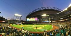 Mariners V. Astros. Safeco Field, Seattle, WA. (notoriousbill) Tags: seattle baseball mariners safeco wa pnw mlb